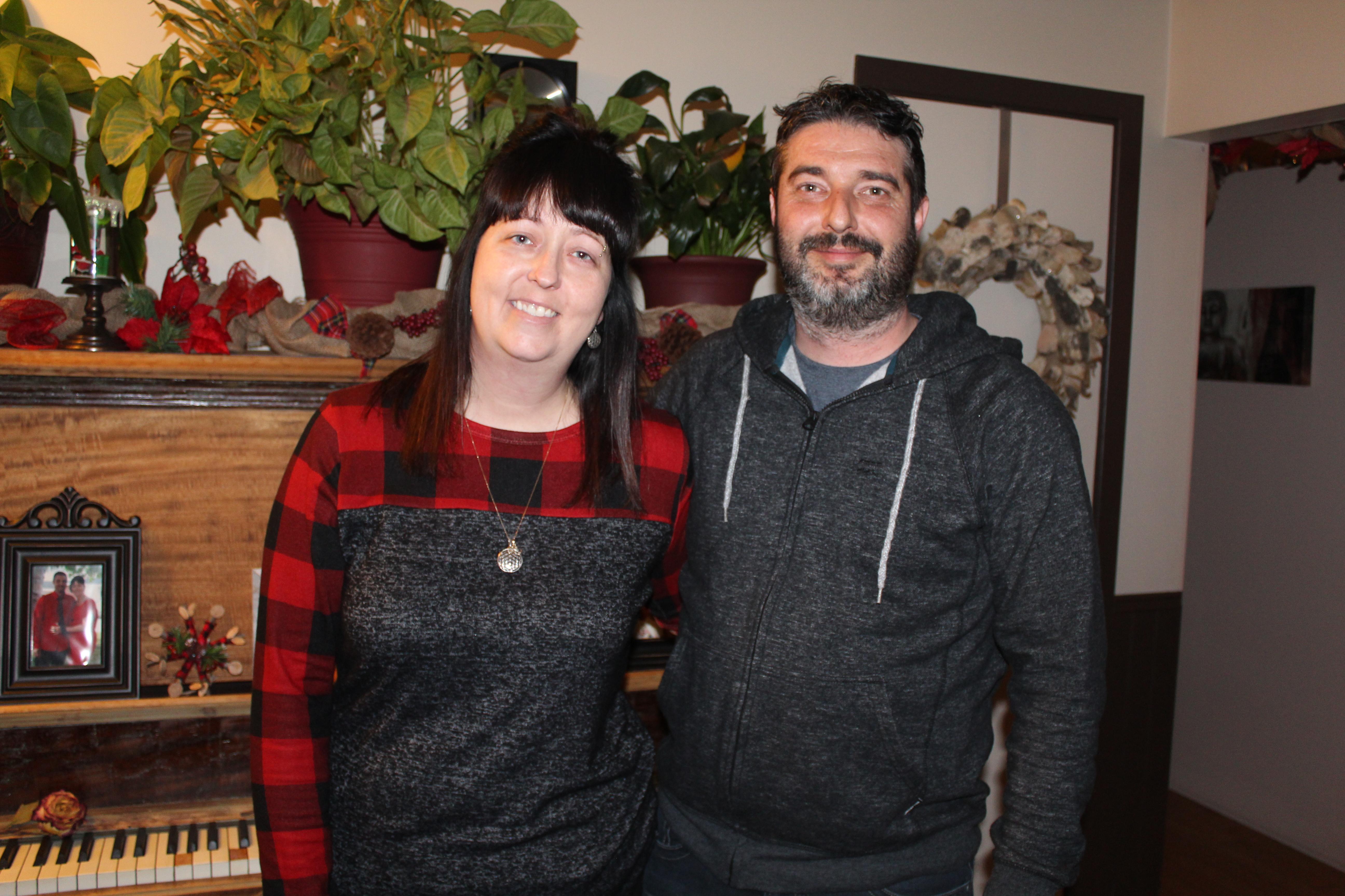 Karyne Huard honore sa promesse d'adolescente faite à sa mère