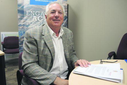MRC de Manicouagan : Marcel Furlong fait le saut en politique