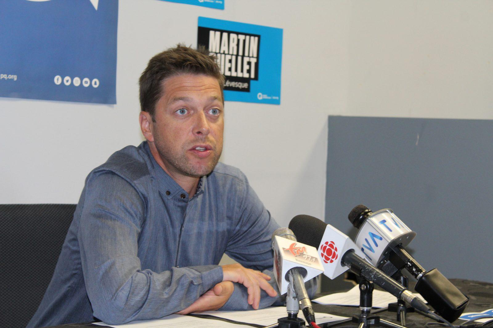 Martin Ouellet aura du pain sur la planche – Le PQ reconnu comme groupe parlementaire