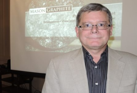 Mason Graphite voit grand pour le graphite au nord de Baie-Comeau