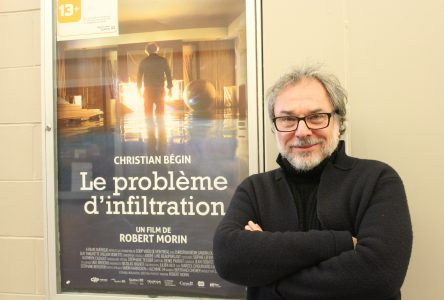 Cinoche: Christian Bégin se montre sous un autre jour