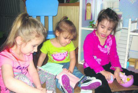 Quand deux fillettes se transforment en aidantes naturelles