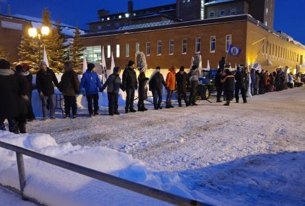 La tempête bloque les transferts d'échantillons médicaux vers Québec