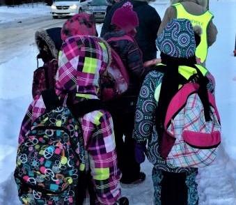 Des partenaires participeront à la Journée de marche hivernale