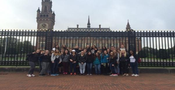 Quel voyage enrichissant pour 29 étudiants!