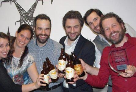 Gala de l'entreprise: La St-Pancrace décroche quatre récompenses