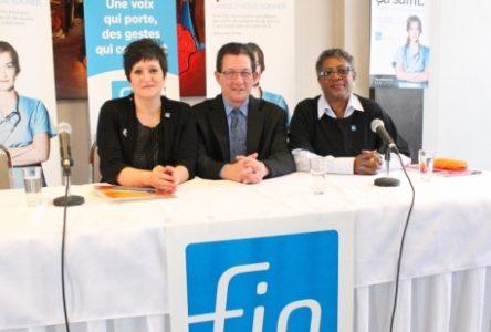 FIQ: pétition pour étendre la prime de rétention sur toute la Côte-Nord