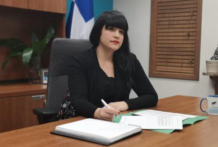 Budget fédéral : Marilène Gill formule ses revendications