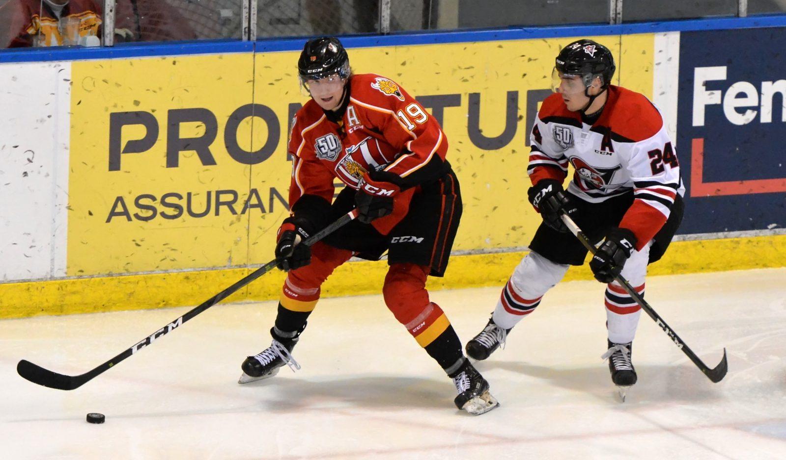 Le Drakkar casse la glace contre Drummondville