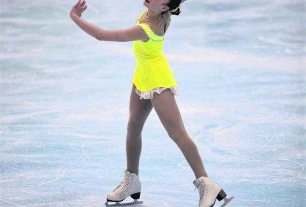 Andréanne Martin-Sexton couronne ses Jeux en beauté