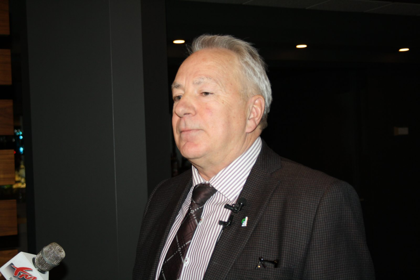 Furlong préside l'Assemblée des MRC de la Côte-Nord