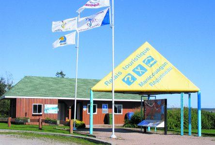 Bureau d'accueil touristique de Ragueneau – Chute-aux-Outardes ne peut payer sa part
