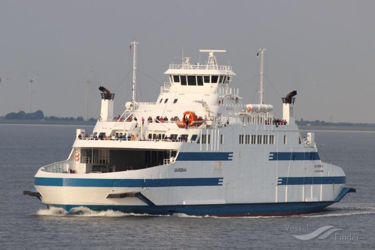 Le Saaremaa sera bien le navire de remplacement de la STQ