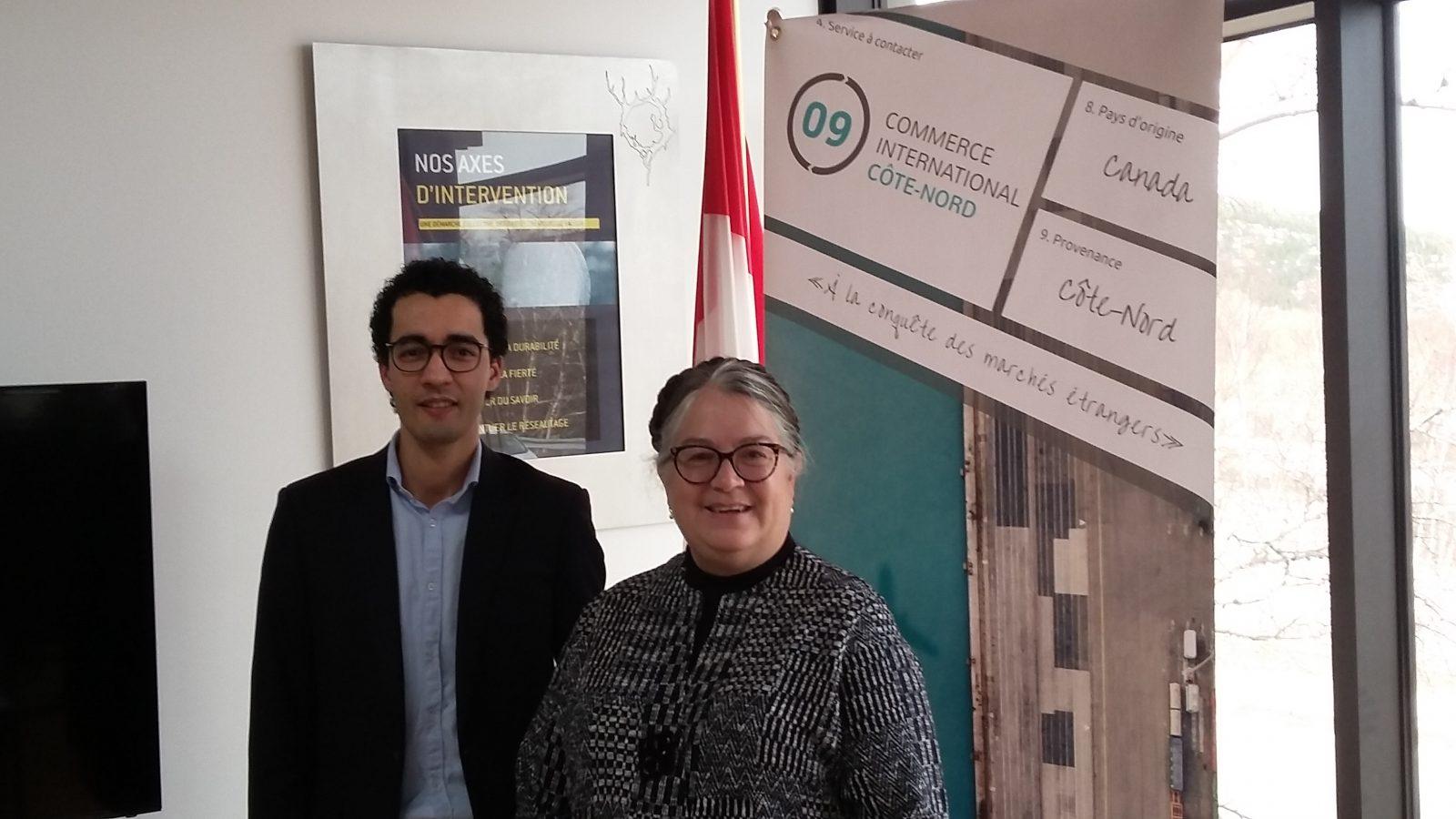 Commerce international Côte-Nord reçoit 411 000 $