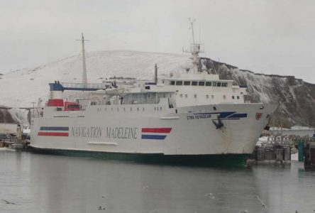 Les traversées de jeudi sont annulées entre Matane et la Côte-Nord