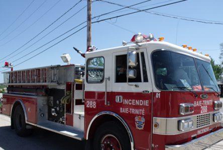 Incendie : plus d'entente entreles trois municipalités de l'est