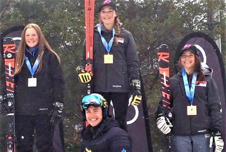 Une première mission internationale pour la skieuse – Megan Heckey s'en va dévaler les pentes de l'Italie
