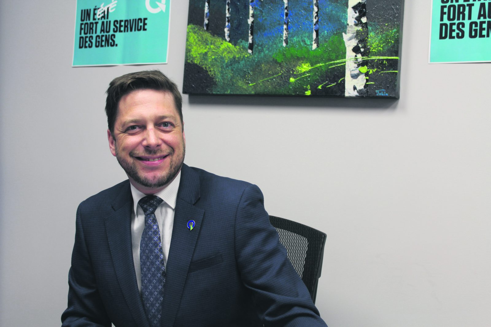 Frais de déplacement pour soins de santé spécialisés – Le député Ouellet salue l'engagement de la ministre McCann