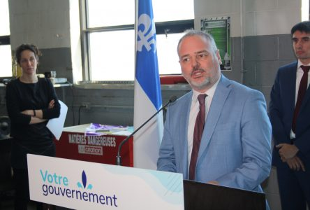 La Côte-Nord recevra 564 M $ en travaux routiers