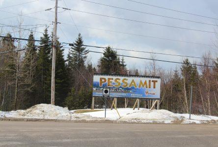 Une formation en travail minier à Pessamit