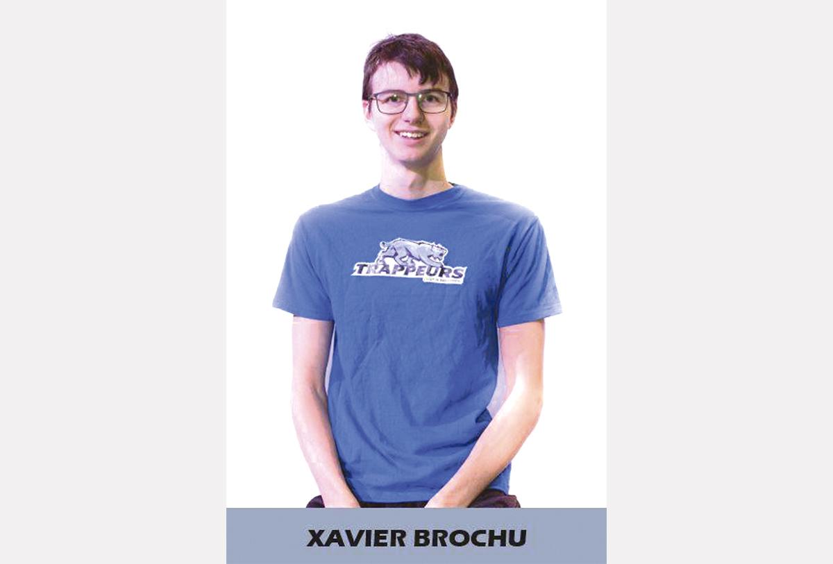 Sport collégial – Brochu et Bérubé brillent au provincial