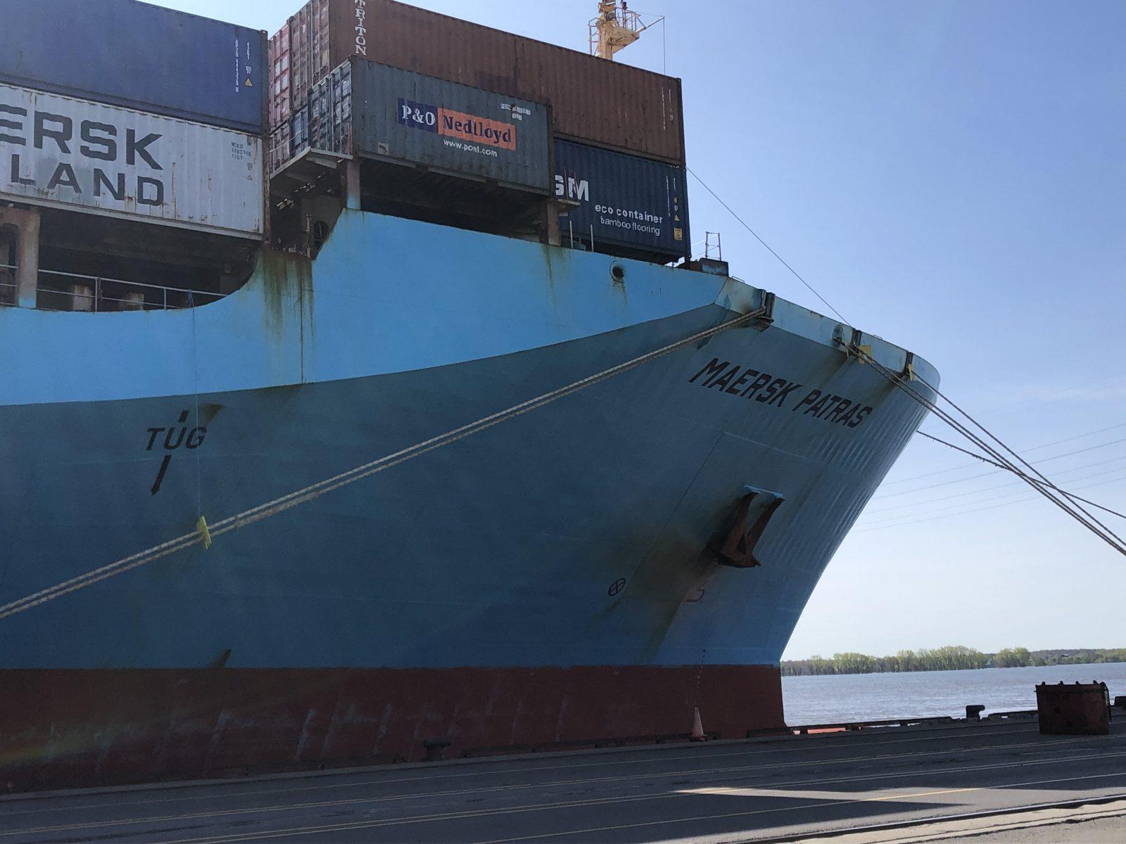 Maersk Patras : un drame qui fait réagir