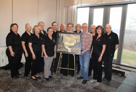 La 33<sup>e</sup>édition du Symposium de peinture est lancée