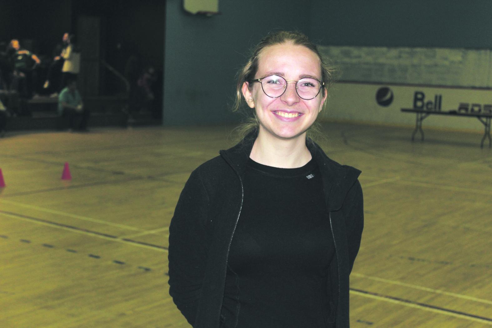 Externat à Baie-Comeau : Gabrielle explique son « coup de foudre »