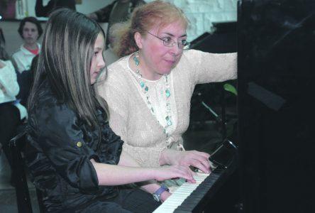 Décédée en janvier – L'École de musique rendra hommage à Ginette Dansereau