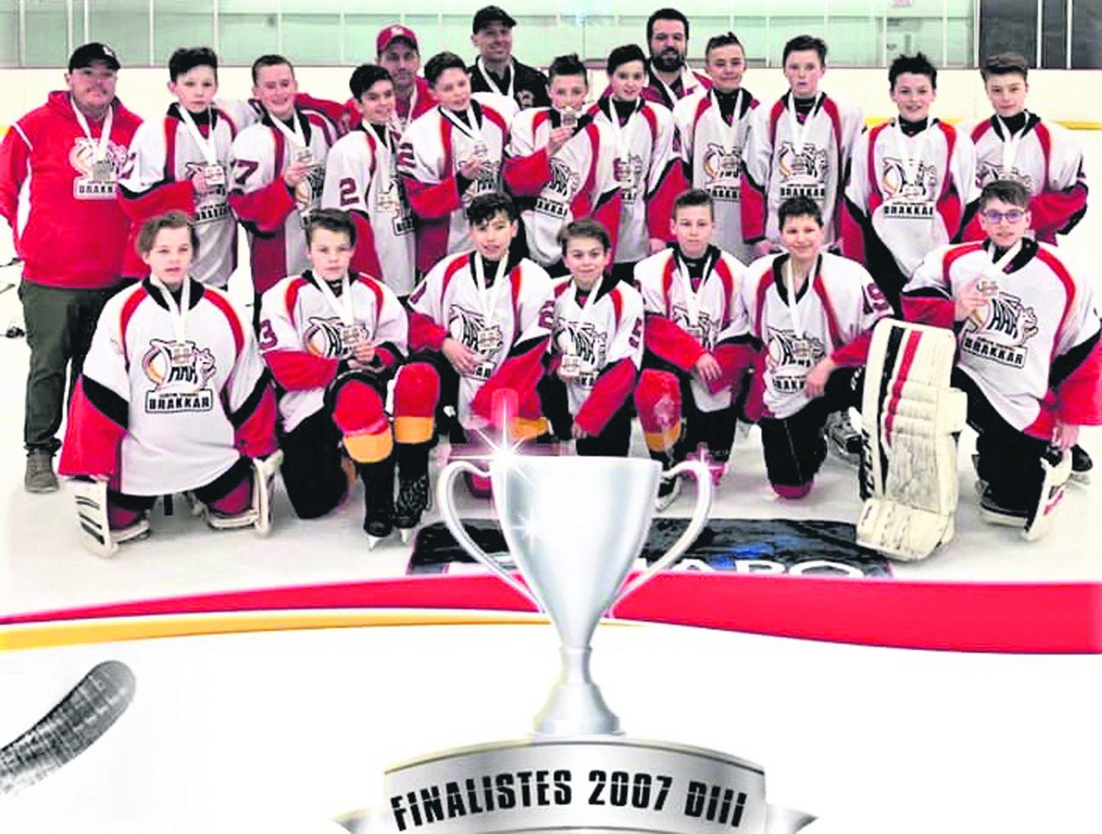 Coupe Challenge AAA : le Drakkar atteint la grande finale