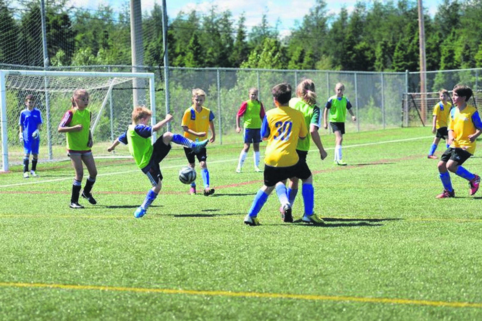 L'Association de soccer mineur débute sa saison estivale
