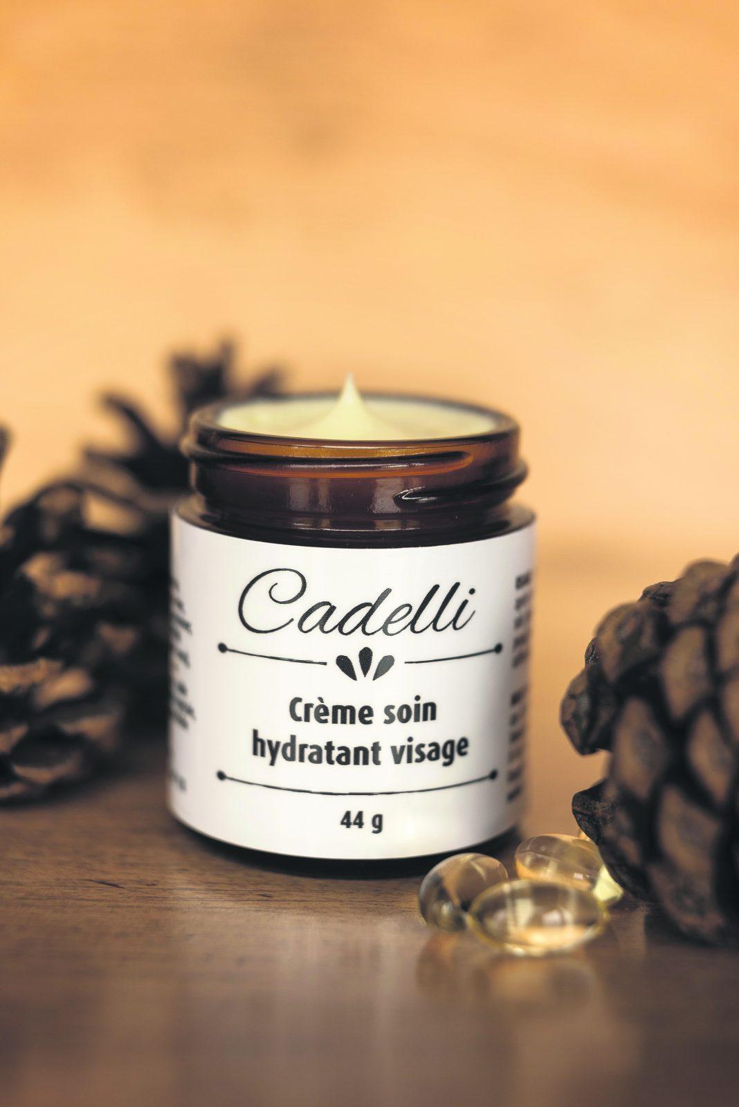 Cynthia Lebel ouvre sa boutique de cosmétiques naturels