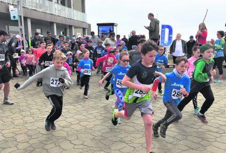Mani-Courses : 137 coureurs relèvent le défi inaugural