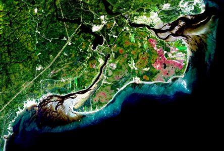 Avec le soutien de l'Agence spatiale canadienne : l'UQAR se penchera sur la péninsule de Manicouagan