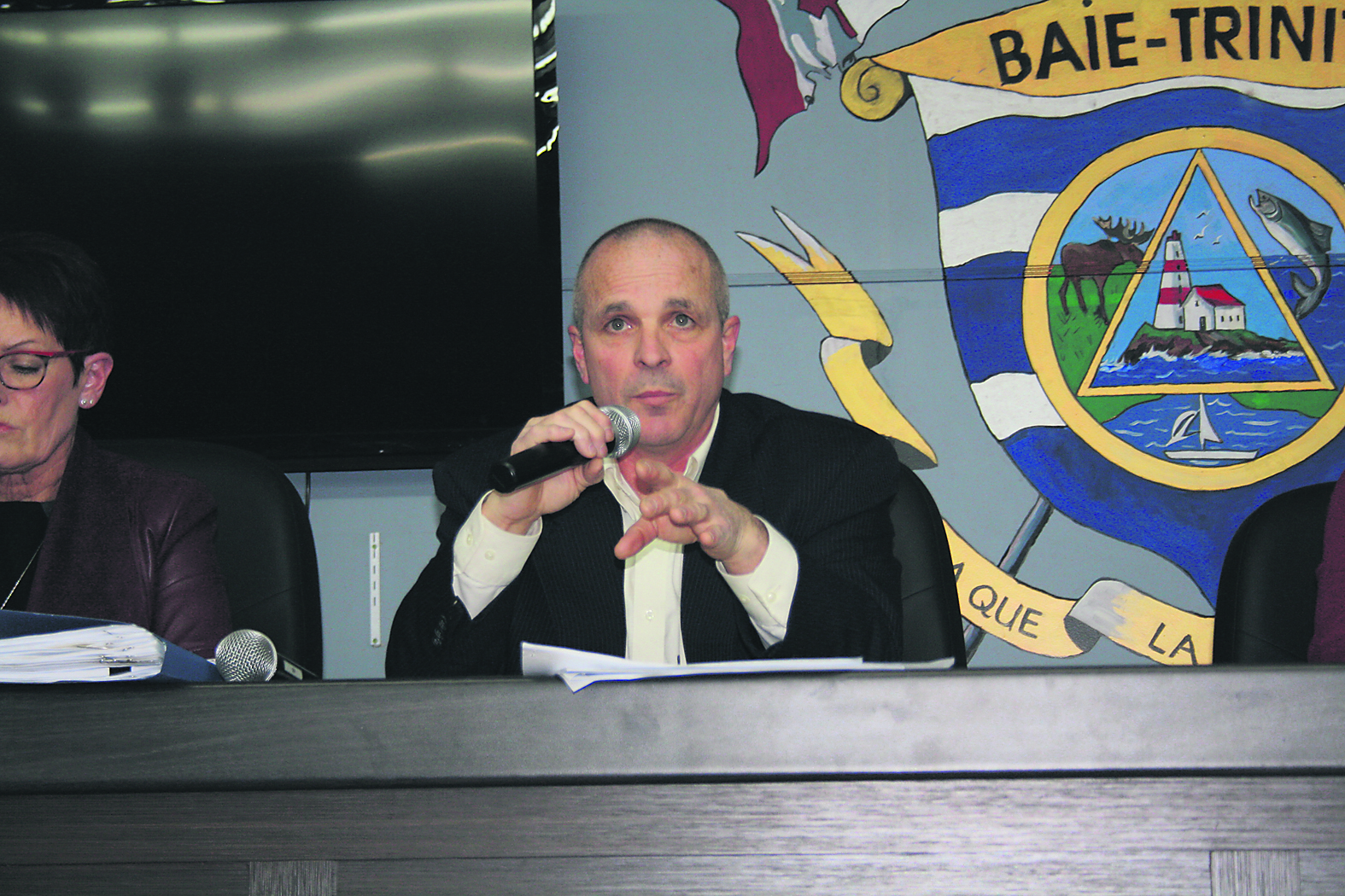 Il y aura élection à Baie-Trinité