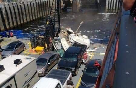 Accident à Tadoussac : la Société du pont sur le Saguenay n'est pas surprise