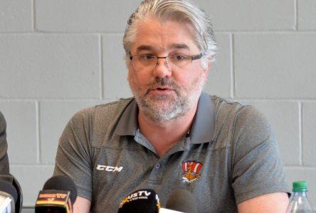 Le Drakkar congédie Steve Ahern