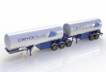 Cryopeak Solutions s'installera au Québec