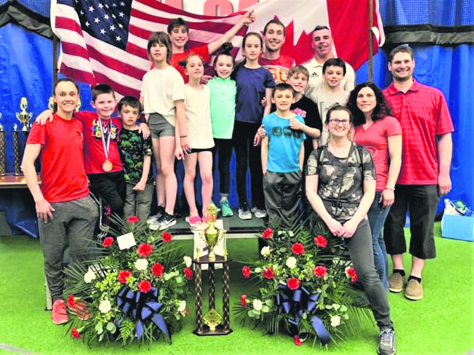 Défi international de judo à Buffalo – Trois familles vivent l'aventure de la compétition Am-Can