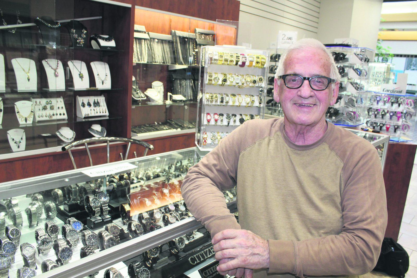 La bijouterie Rayon d'Or fermera bientôt après 55 ans