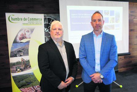Déboisement des emprises de la ligne Micoua-Saguenay – Hydro-Québec invite les entreprises à faire des maillages