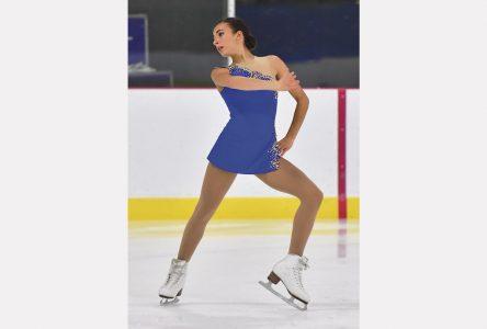 Une première mission internationalepour la patineuse Audréanne Foster