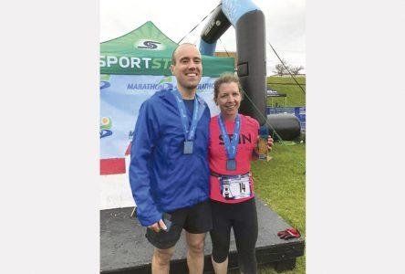 Marathon de Baie-des-Chaleurs – Pedneault et Duranleau Gagnon dominent dans leur patelin