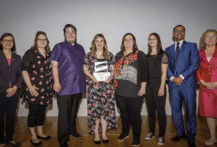 Un Prix d'excellence du réseau de la santé au projet MAVIE