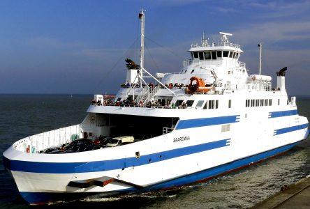 Le <i>Saaremaa I</i> entre en service mercredi