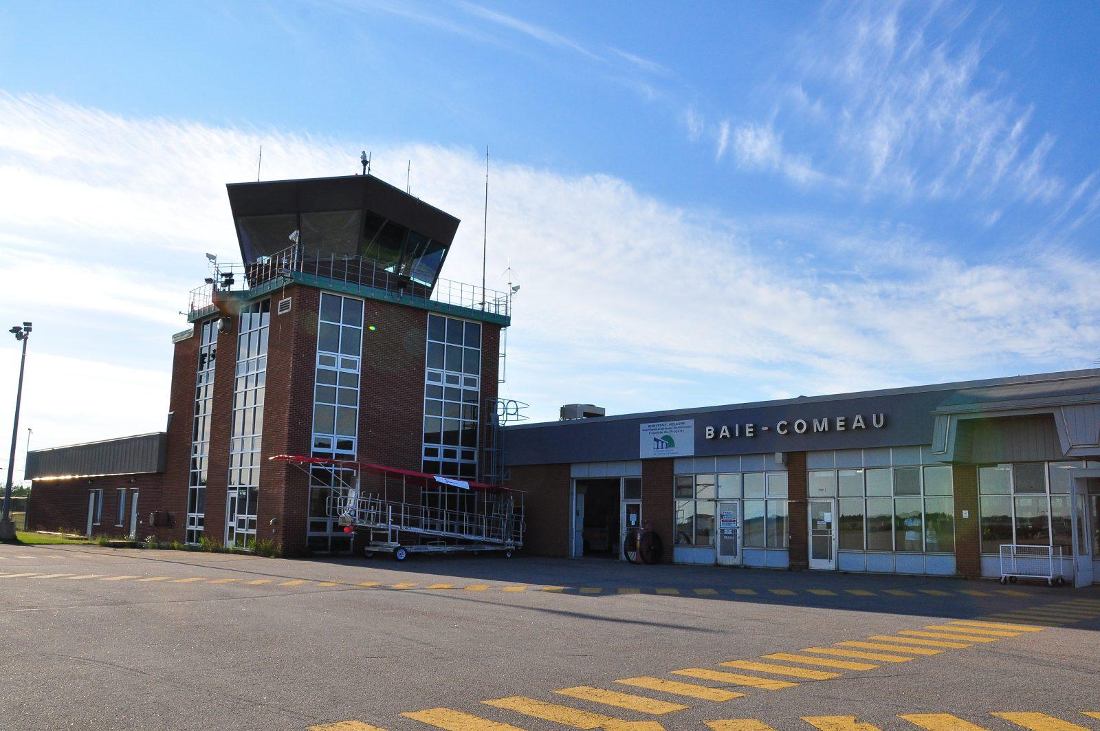 Le MTQ prend en charge la route de l'Aéroport