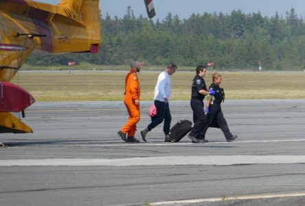Avion écrasé : le pilote qui s'en sort indemne est un Américain de 37 ans