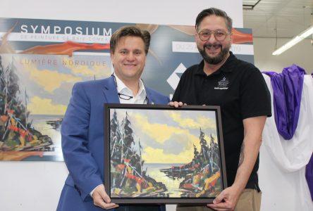 Collection du Symposium : le maire Montigny veut une salle d'exposition