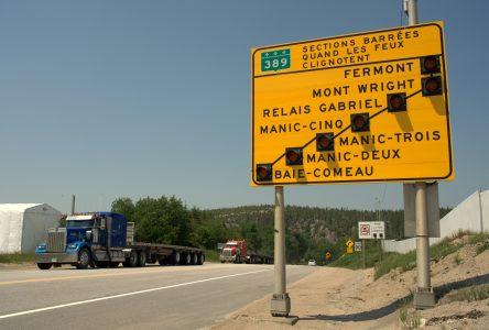 Tronçon 0-22 km de la 389 : l'appel d'offres est lancé