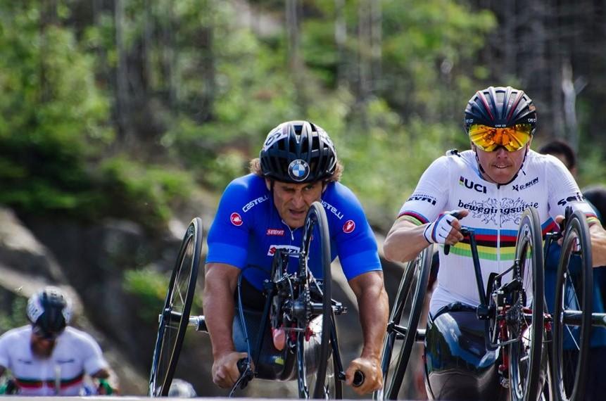Coupe du monde de paracyclisme: mission accomplie!